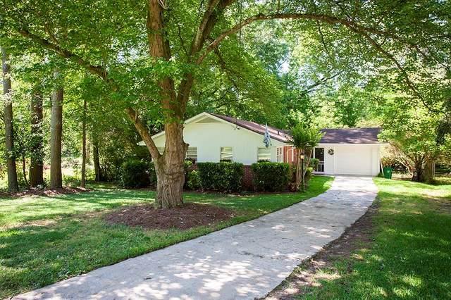 2307 Hunting Valley Drive, Decatur, GA 30033 (MLS #6730822) :: Good Living Real Estate