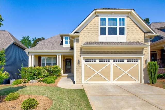 3788 Golden Leaf Point SW, Gainesville, GA 30504 (MLS #6730828) :: Thomas Ramon Realty