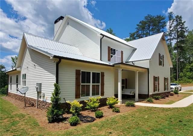 1659 Land Road, Canton, GA 30114 (MLS #6730837) :: Dillard and Company Realty Group