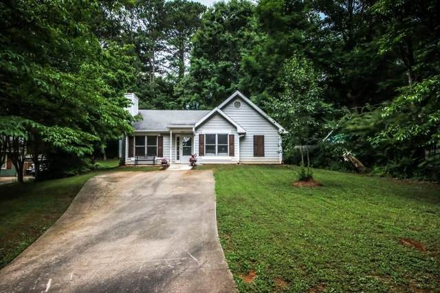 1360 Timber Lake Trail, Cumming, GA 30041 (MLS #6730917) :: The Heyl Group at Keller Williams