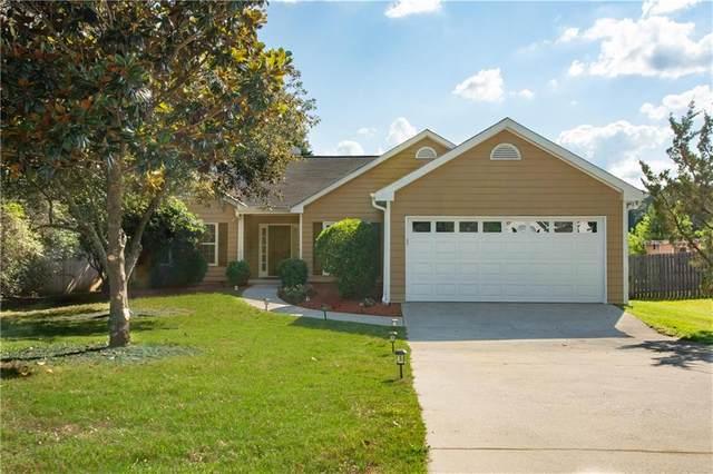 3665 Range Way, Loganville, GA 30052 (MLS #6730925) :: Kennesaw Life Real Estate