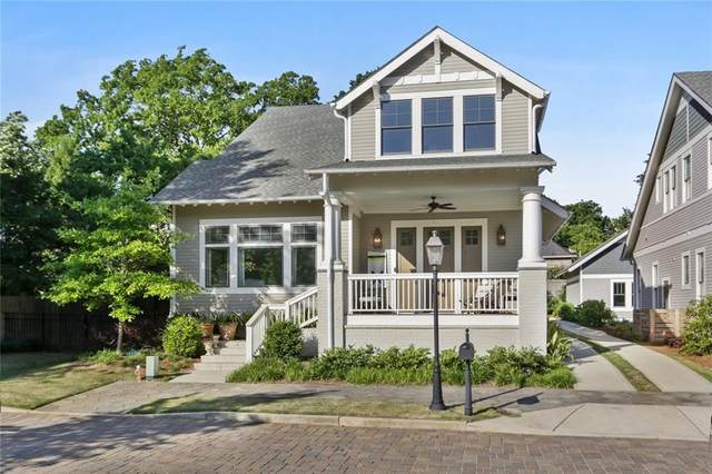 200 Haralson Lane NE, Atlanta, GA 30307 (MLS #6730927) :: The Justin Landis Group