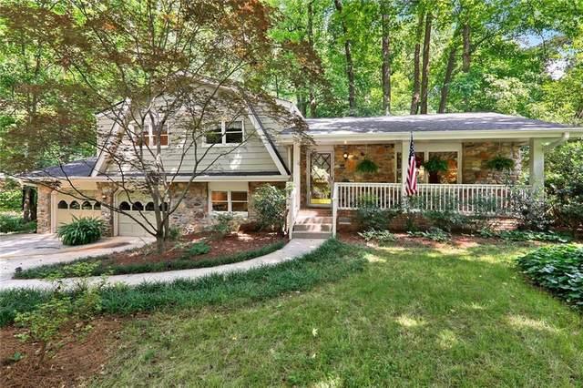 4021 Morgan Road, Tucker, GA 30084 (MLS #6730928) :: Charlie Ballard Real Estate
