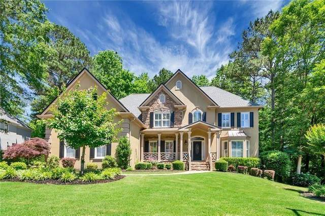 4781 Old Timber Ridge Road NE, Marietta, GA 30068 (MLS #6730935) :: North Atlanta Home Team