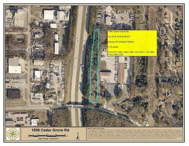 1598 Cedar Grove Road, Conley, GA 30288 (MLS #6730937) :: Charlie Ballard Real Estate