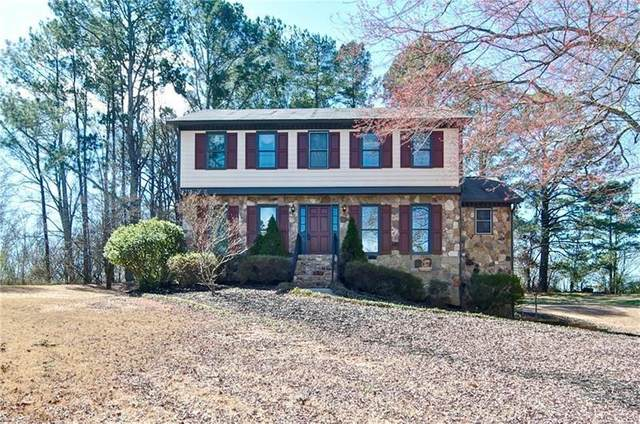 104 Junaluska Drive, Woodstock, GA 30188 (MLS #6730949) :: The Heyl Group at Keller Williams