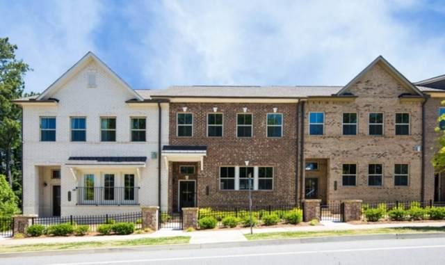 5313 Saxondale Lane #17, Dunwoody, GA 30338 (MLS #6730973) :: Kennesaw Life Real Estate