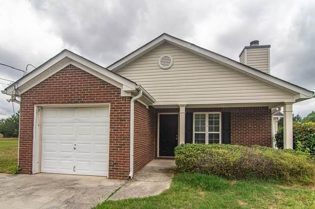 4888 Wolfcreek View, Atlanta, GA 30349 (MLS #6730985) :: The North Georgia Group