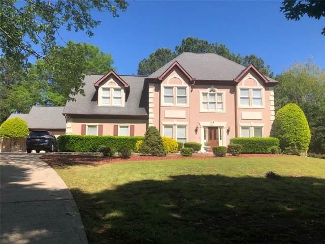 945 Brandon Ridge Drive, Roswell, GA 30075 (MLS #6731017) :: Todd Lemoine Team