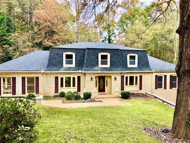 87 Oak Creek Circle, Toccoa, GA 30577 (MLS #6731024) :: Path & Post Real Estate
