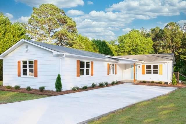 2555 Old Athens Highway, Monroe, GA 30656 (MLS #6731036) :: The Heyl Group at Keller Williams