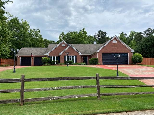 6351 Marble Head Drive, Flowery Branch, GA 30542 (MLS #6731066) :: The Realty Queen & Team
