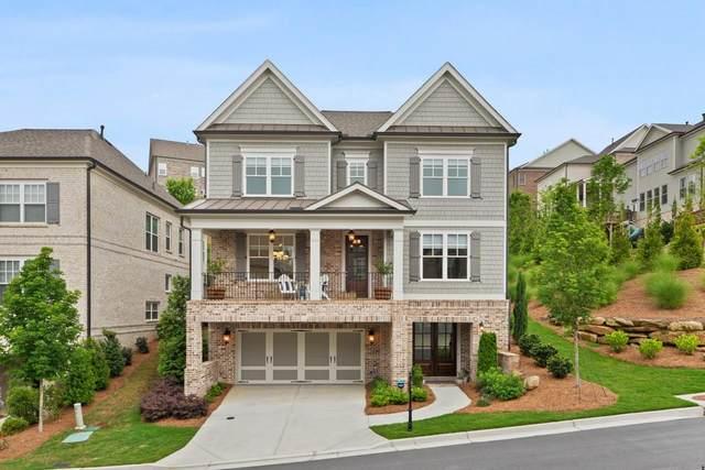 2408 Ellard Terrace SE, Smyrna, GA 30080 (MLS #6731089) :: Charlie Ballard Real Estate