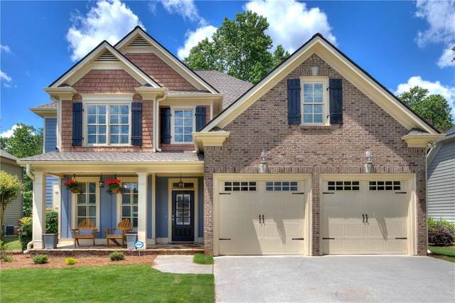 49 Lake Haven Drive, Cartersville, GA 30120 (MLS #6731091) :: The Heyl Group at Keller Williams