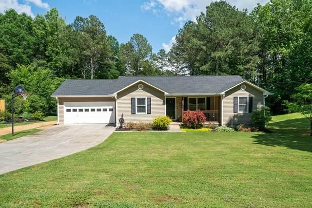 66 Oak Hill Drive, White, GA 30184 (MLS #6731104) :: The North Georgia Group