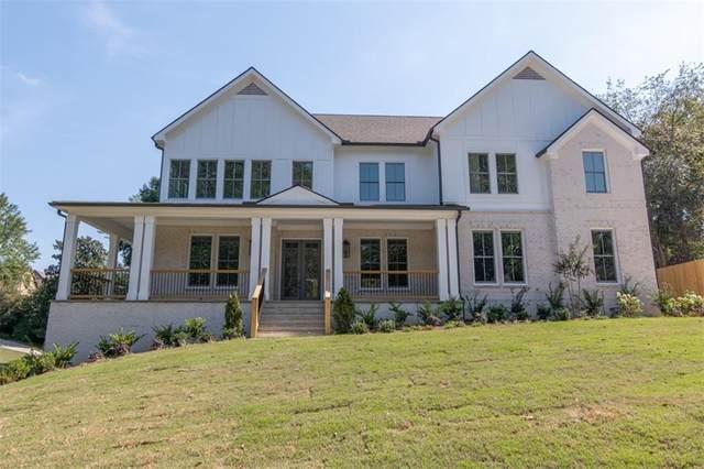 750 Summit Terrace, Marietta, GA 30068 (MLS #6731111) :: RE/MAX Prestige