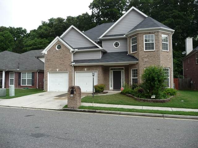 3492 Newtons Crest Circle, Snellville, GA 30078 (MLS #6731123) :: Kennesaw Life Real Estate