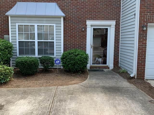 4693 Saint James Way 2 Bldg 44, Decatur, GA 30035 (MLS #6731127) :: The Heyl Group at Keller Williams