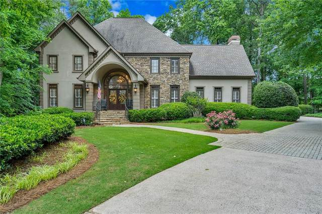 6915 Oak Brook Way, Cumming, GA 30040 (MLS #6731128) :: The Heyl Group at Keller Williams