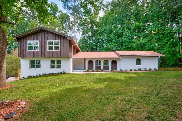 5429 Highfield Drive, Stone Mountain, GA 30088 (MLS #6731132) :: The Heyl Group at Keller Williams