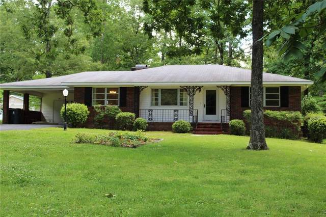 420 Lakeview Drive, Cedartown, GA 30125 (MLS #6731134) :: Rock River Realty
