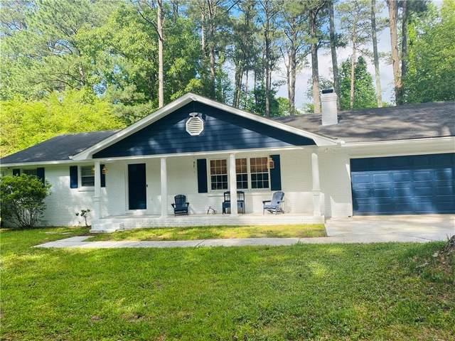 2426 Stone Drive SW, Lilburn, GA 30047 (MLS #6731141) :: Kennesaw Life Real Estate