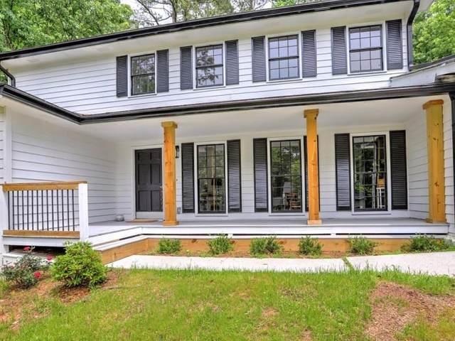 314 Cove Island Way NE, Marietta, GA 30067 (MLS #6731142) :: Path & Post Real Estate
