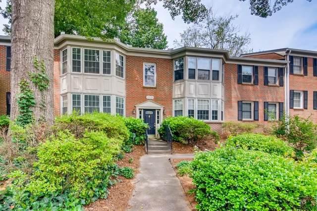 2349 Henderson Mill Road NE #6, Atlanta, GA 30345 (MLS #6731144) :: Path & Post Real Estate