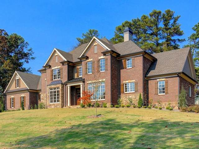 4151 Summit Drive, Marietta, GA 30068 (MLS #6731165) :: The Zac Team @ RE/MAX Metro Atlanta