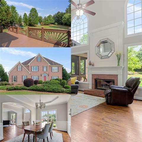 525 Brook Circle, Roswell, GA 30075 (MLS #6731169) :: North Atlanta Home Team