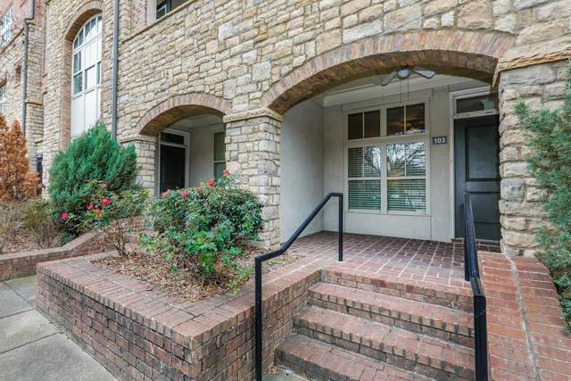 625 Piedmont Avenue NE #103, Atlanta, GA 30308 (MLS #6731180) :: The Heyl Group at Keller Williams