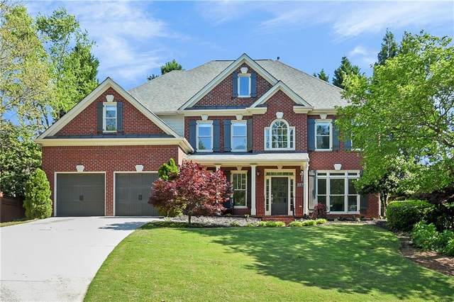 4575 Windsor Gate Court, Sandy Springs, GA 30342 (MLS #6731182) :: North Atlanta Home Team