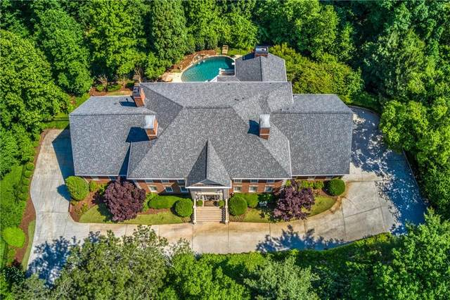 635 Mount Vernon Highway, Atlanta, GA 30327 (MLS #6731194) :: The Cowan Connection Team