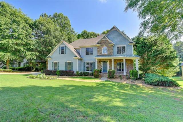 9555 Old Riverside Lane, Ball Ground, GA 30107 (MLS #6731208) :: Dillard and Company Realty Group