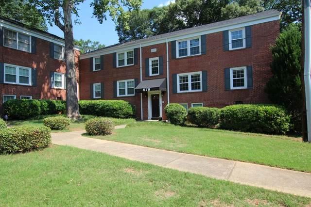 578 Goldsboro Road B, Atlanta, GA 30307 (MLS #6731223) :: The Hinsons - Mike Hinson & Harriet Hinson