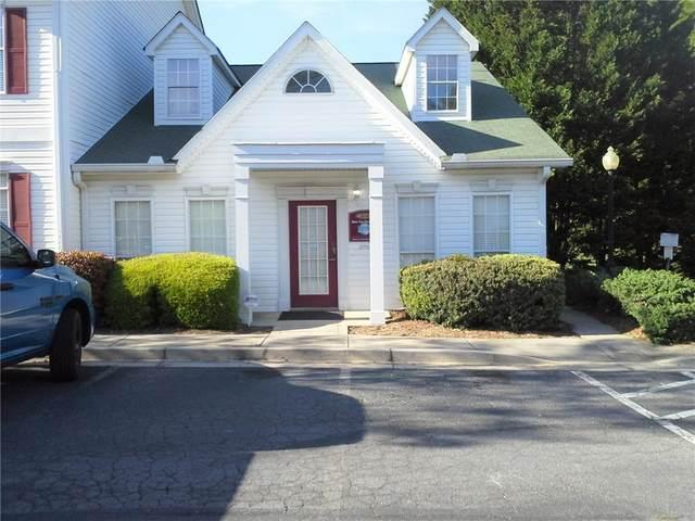 707 Whitlock Avenue SW G6, Marietta, GA 30064 (MLS #6731236) :: The Heyl Group at Keller Williams