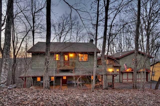 318 Wilmot Fabus Moutain Road, Blairsville, GA 30512 (MLS #6731261) :: Charlie Ballard Real Estate