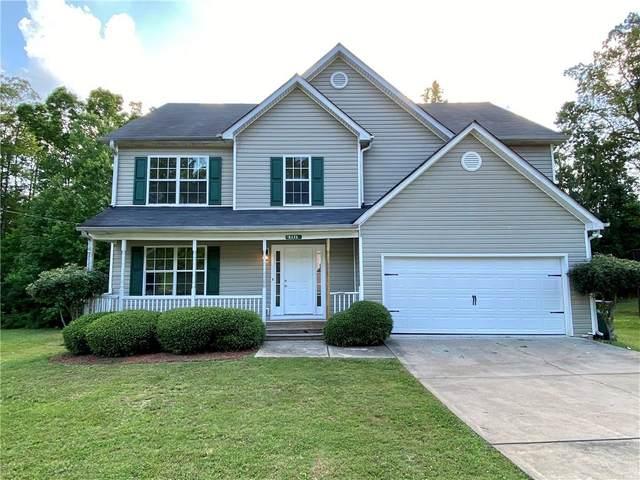 9325 Tara Drive, Covington, GA 30014 (MLS #6731287) :: Charlie Ballard Real Estate