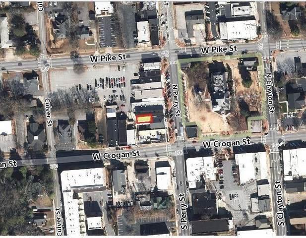 125 Perry Street B, Lawrenceville, GA 30046 (MLS #6731289) :: North Atlanta Home Team
