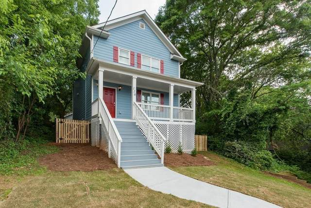 116 Park Avenue SE, Atlanta, GA 30315 (MLS #6731292) :: The Zac Team @ RE/MAX Metro Atlanta