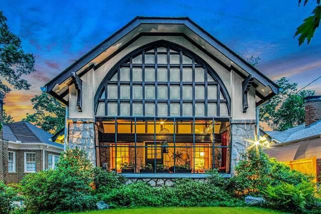 552 Clifton Road NE, Atlanta, GA 30307 (MLS #6731297) :: Path & Post Real Estate