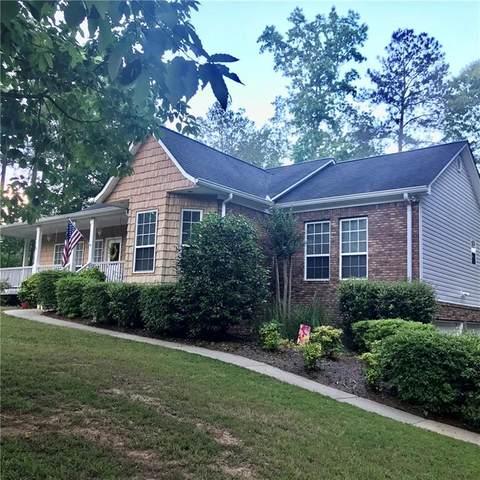 7153 Tara Drive, Villa Rica, GA 30180 (MLS #6731302) :: Charlie Ballard Real Estate