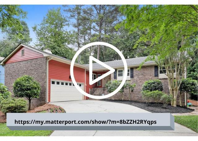 1317 Balsam Drive, Decatur, GA 30033 (MLS #6731306) :: Good Living Real Estate