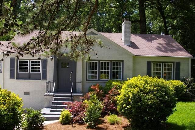 2266 Briarcliff Road NE, Brookhaven, GA 30329 (MLS #6731313) :: Good Living Real Estate
