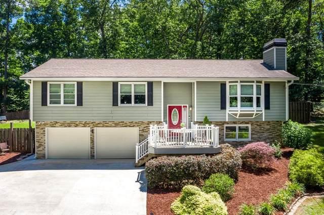 407 Southfork Trail, Woodstock, GA 30189 (MLS #6731317) :: Lakeshore Real Estate Inc.
