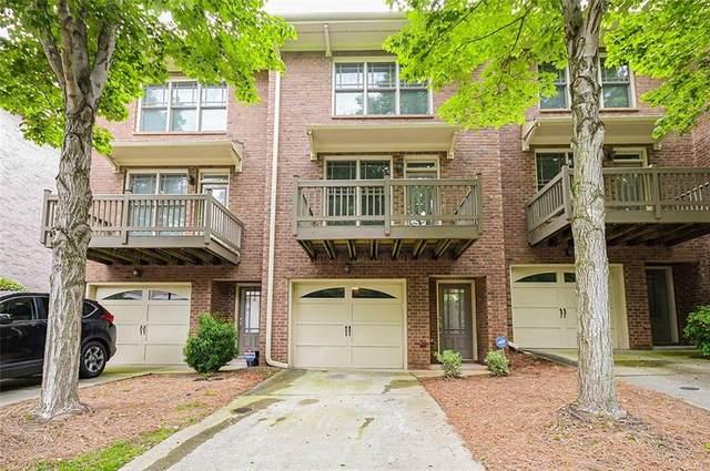 1381 Idlewood Parc Crossing, Tucker, GA 30084 (MLS #6731328) :: Charlie Ballard Real Estate