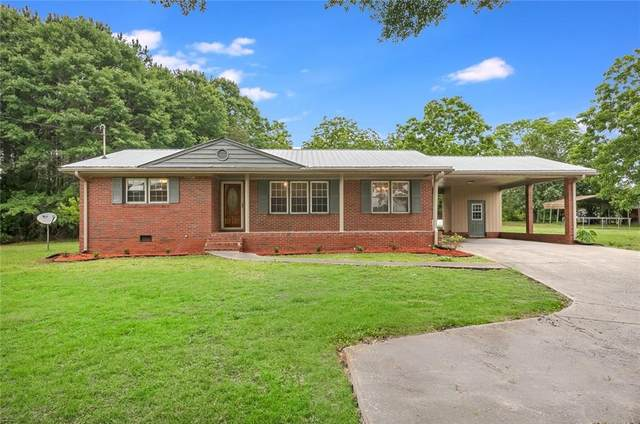 1411 NW Gratis Road, Monroe, GA 30656 (MLS #6731331) :: The Heyl Group at Keller Williams