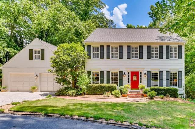 535 Persimmon Lane, Roswell, GA 30076 (MLS #6731347) :: The Realty Queen & Team