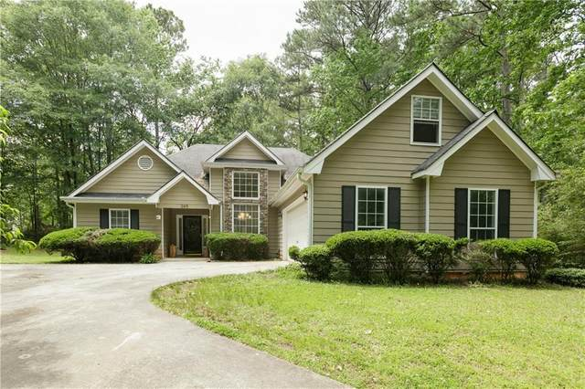 265 Bentley Place Way, Covington, GA 30016 (MLS #6731351) :: Charlie Ballard Real Estate