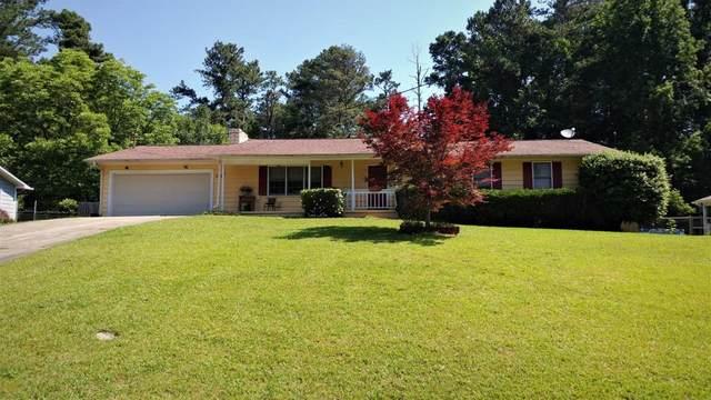 2352 Cascade Drive, Acworth, GA 30102 (MLS #6731372) :: Lakeshore Real Estate Inc.
